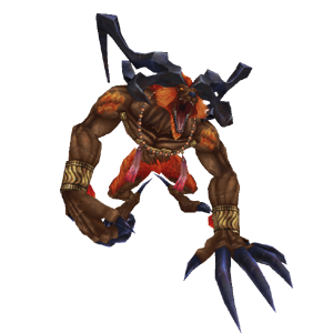 final fantasy x aeon ifrit