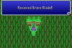 final fantasy v advance chicken knife and brave blade