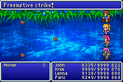 final fantasy v advance mover