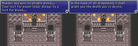 final fantasy vi advance boss dragon's den