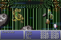 final fantasy vi advance boss earth dragon