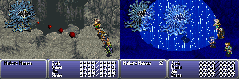 final fantasy vi advance dragon's den malboro menace