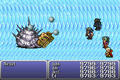 final fantasy vi advance dragon's den neslug