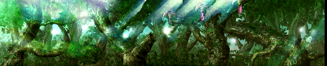 final fantasy vii ancient forest