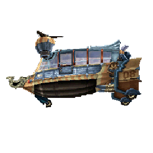 final fantasy ix transportation aircab