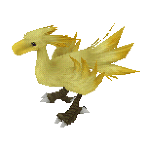 final fantasy ix chocobo