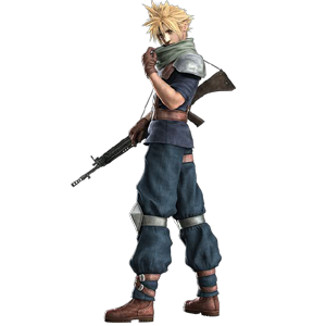 final fantasy vii crisis core character cloud strife