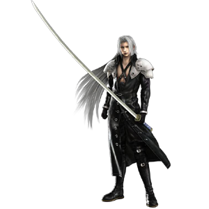 final fantasy vii crisis core character sephiroth