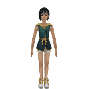 final fantasy vii crisis core character yuffie