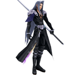 dissidia character Sephiroth